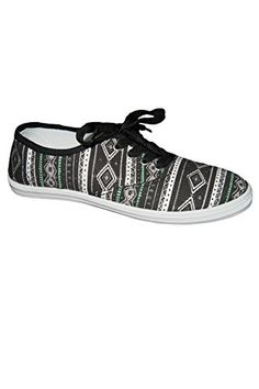 Womens Tribal Print Casual Sneakers -            Product Description    Womens Tribal Print Casual Sneakers                                Add some fashion to your footwear with these tribal print, lace up shoes! Pair with your favorite leggings or you favorite skinnies and a basic tee for a casual, comfortable look!    Customer... - http://shoes.goshopinterest.com/womens/fashion-sneakers/womens-tribal-print-casual-sneakers/