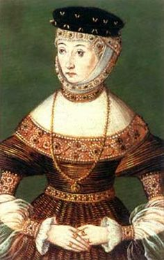 Barbara Radziwillona, ca. 1550  by an Unknown Polish Court Painter   Location TBD