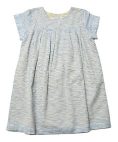 Loving this Blue Marble Mabel Dress - Toddler & Girls on #zulily! #zulilyfinds