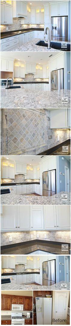 Elegant Beautiful Kitchen Renovation! Kitchen Innovations, Knoxville, TN.  KitchenInnovations.biz   Find