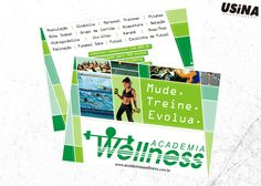 Wellness Academia (flyer)