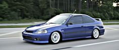 2000 Honda Civic, Honda Civic Coupe, Honda Vtec, Honda City, Jdm Cars, Car Manufacturers, Gas Station, Sport Cars, Mustang