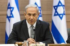 Government: Binyamin Netanyahu is in charge of the government in Israel. He was elected for a 7 year term. The  legislative branch, the Knesset, votes for the next leader. The Knesset  has 120 members whom are voted in by the people for a four year term.  In recent events Binyamin Netanyahu objected to the U.S. Iran nuclear program. He will likely be in charge of the government until 2021.