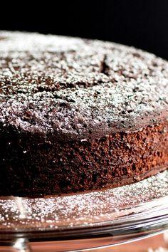 Chocolate Whiskey Cake Recipe - NYT Cooking