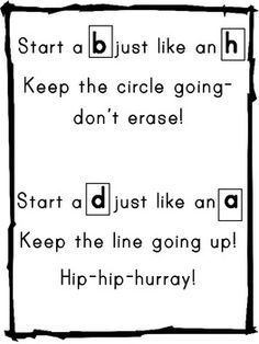 b d letter reversals worksheets - Google Search