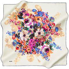 Aker A Wealth of Luck Silk Scarf for Jewish Women Silk Scarves, Printed Scarves, Hermes Scarves, Hijab Trends, Hijab Tutorial, Scarf Design, Fashion Stylist, Designing Women, Hijab Fashion