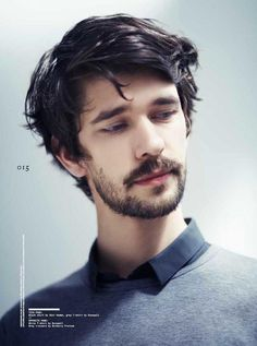 Clash | Ben Whishaw – The Book Agency Young actor so talented. saw him in The Tempest, Perfume, Richard II
