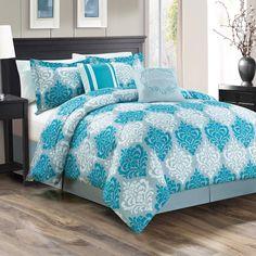 Mindy 6 Piece Comforter Set