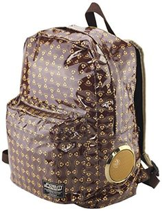Fydelity DAYTRIPPER Stereo Backpack (Limited Edition), Gold Diamonds