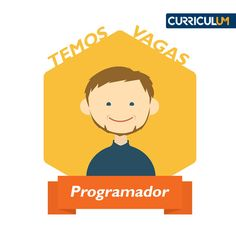 Vagas para programadores: candidate-se AQUI!