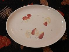 Check out this item in my Etsy shop https://www.etsy.com/listing/286249989/mid-century-platter-sherwood-vernon-ware
