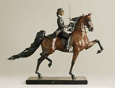 Nancy Jo Rieke bronze sculpture...Love her!
