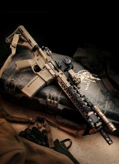 "LaRue Tactical costa edition assault rifle - the quest for a perfectly-balanced and reliable rifle led Chris Costa to LaRue Tactical for a custom ""signature series"" rifle to bear his name"