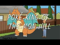 King Of The Hill Meets Pokemon