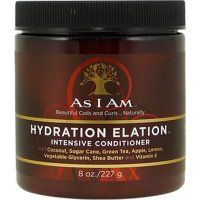 As I Am Hydration Elation Intensive Conditioner - CurlMart - I have thick, coarse type 3a Curly Twirly hair and love this product.