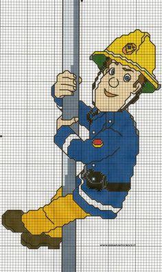 Sam Il Pompiere1 par syra1974