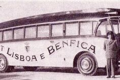Autocarro Somua, Benfica, 1954 Benfica Wallpaper, Steel Buildings, Top Cars, Lisbon Portugal, Boy Room, Good Vibes, The Past, Old Things, Soccer Teams