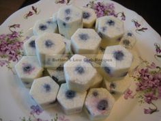 Blueberry Fat Bombs: Whole Berry or Pureed (1 c blueberries, 4 oz cream cheese and on-hand ingredients)
