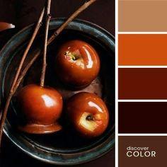 autumn colour palette