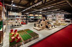 Vitra exhibition 2015 (Milan, Italy) by Jo Nagasaka, Schemata Architects