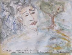 David Sereda, vocalist , pianist group communist David, Group, Music, Painting, Art, Painting Art, Muziek, Paintings, Kunst