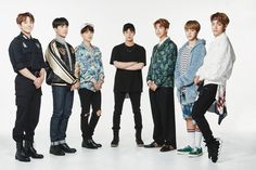 """BTS Does A Fun Throwback With Old Stage Outfits In New Photos For """"2017 BTS Festa"""" 