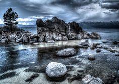 Cold Water Cove HDR by DMMDesign.deviantart.com on @deviantART