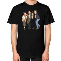 Nirvana Seinfeld Unisex T-Shirt (on man)