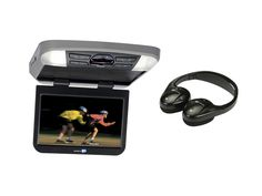 Audiovox AVXMTG10U 10-Inch Monitor/DVD Player with Wireless Infrared Stereo Headphones AVXMTG10U   IR1CFF,    #Audiovox Drop Down Monitors