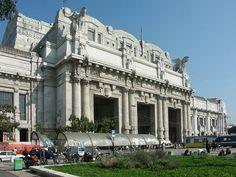 Milano Centrale Station-1931
