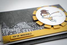 Bruno Bertucci | Stampin Up | stampinbruno | Everyday Hero | Urban Underground | Starburst Framelits | Stitched Shapes Framelits | 2017 Occasions Catalogue | Handmade Card