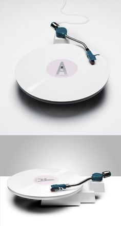 This record player. | 21 Minimalist Products That Are More Relaxing Than Sleep Itself