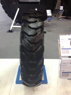 MS905 Tire #MaxamTire #2013 #Tire #Tyre #Tires #Show #AIMEX #MS905 #Sydney #Australia #Stamford #Exhibition #OTR #Solid #Pneumatics #Industrial #Construction #Mining #Smooth #Running