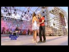 Enrique Iglesias and Nadia - Tired of Being Story - YouTube