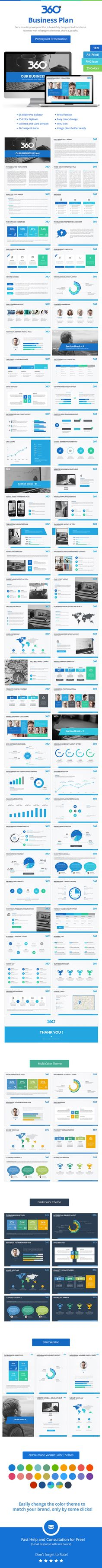 360 Business Plan Powerpoint Template. Download here: http://graphicriver.net/item/360-business-plan-powerpoint-template/14878108?ref=ksioks