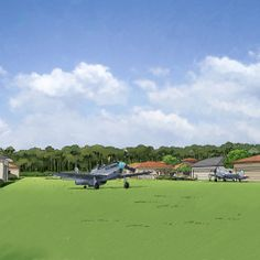 03 ResidentialTaxiway Golf Courses, Aviation, Air Ride