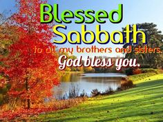 135 best greetings images on pinterest sabbath day happy and the lord says if thou turn away thy foot from the sabbath m4hsunfo