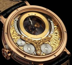 Thomas Prescher Nemo Captain Triple Axis Tourbillon Watch