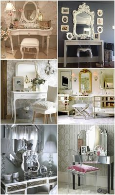 Home Decor   Dressing Table Ideas and Inspiration   Ashly Rae   A Scottish Actress and Model Blogging about her life, love and beauty!