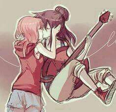 Marceline x Chicle