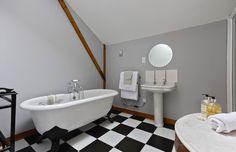 Clawfoot Bathtub, Bathroom, Modern, House, Washroom, Trendy Tree, Home, Full Bath, Bath