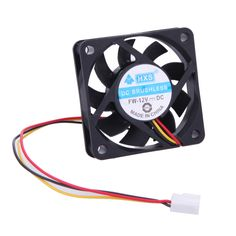 1 Pcs 12V DC 6cm PC Cooling Portable Fan Ball Bearing 3 Pin Connector for P4 #electronicsprojects #electronicsdiy #electronicsgadgets #electronicsdisplay #electronicscircuit #electronicsengineering #electronicsdesign #electronicsorganization #electronicsworkbench #electronicsfor men #electronicshacks #electronicaelectronics #electronicsworkshop #appleelectronics #coolelectronics