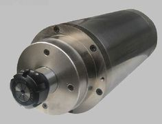 4.5KW CNC Spindle Motor 220v ER20 13A 100mm Water cooled Spindle 4 Bearings for CNC Engraving Machine //Price: $349.60//     #onlineshop