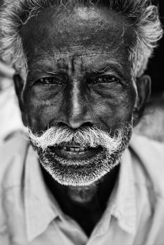 > Portrait photo > Tanjavur > Tamil Nadu > South India by Guillaume Nédellec on 500px