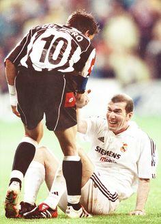 legends: DelPiero & Zidane
