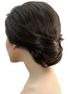 peinado recogido para verano, busca más en http://www.1001consejos.com/