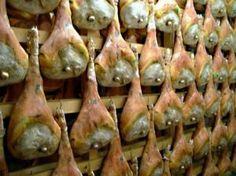 Friuli-Venezia Giulia:  Prosciutto di San Daniele