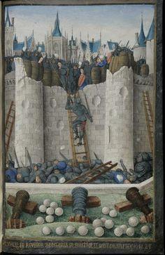 Cologny, Fondation Martin Bodmer, Cod. Bodmer 144 Parchemin · I + 70 + I ff. · 24.0 x 15.5 cm · France · vers 1470 Folio 45r