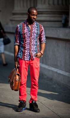 The shirt! http://fashionbombdaily.com/2011/09/13/fashion-bomber-of-the-day-earry-from-chicago/