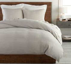 Linen Duvet, Cotton Bedding, Small Entryways, Furniture Slipcovers, Make Your Bed, Interior Design Services, Bedding Collections